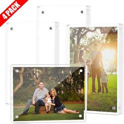 Diseño personalizado de impresión UV para la familia de la placa de acrílico de la decoración de boda