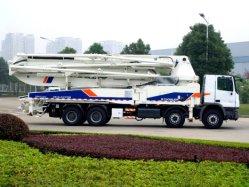 Zoomlion 21,6 м бетона миксер погрузчик установлены гидравлические насосы 23X-4z