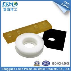 Protótipo de plástico feita de nylon OEM por usinagem CNC (LM-0509T)