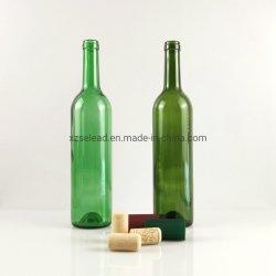 750 مل جرين كلاريت/زجاجات نبيذ بوردو