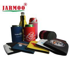個人化された絶縁された安い昇進の結婚祝いの短い徳利立てのネオプレンのワインのビール瓶の短いホールダーはできるクーラー(JMBT)