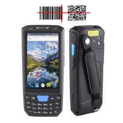 Barcode 스캐너 NFC GPS WiFi를 가진 이동할 수 있는 인조 인간 휴대용 컴퓨터 PDA
