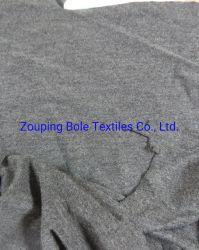 Melarn Marl Gray Bamboo Fiber Single Jersey, 유명한 Knitting 직물