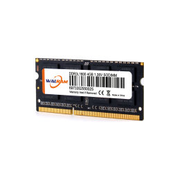 Первоначальной оперативной памяти DDR3l 4ГБ 1600 Мгц и 1333 Мгц 204контакт 1,35 V модуля SO-DIMM DDR3 памяти ноутбука для портативного компьютера