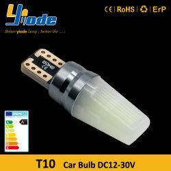 Automotive Interior T10 LED luzes de sabugo 12V 24V a lâmpada de carro
