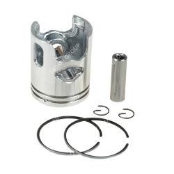 Yamamoto Moto pièces de rechange (W/segment de piston, pin, clip) Kit de piston (O. 25) pour YAMAHA Jog50
