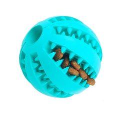 Gummi-Pet Zahn Reinigung Bälle Pet Chew Spielzeug