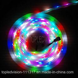 الألوان الحلم SMD 5050 LED شريط الإضاءة 60LEDs/M