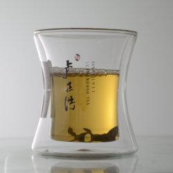 Best-Selling Koppen van de Espresso van het Glas van Producten Promotie Klassieke Duidelijke Double-Wall
