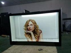 Dedi affichage LED en verre Transparent/transparent l'affichage/écran tactile LCD pour affichage