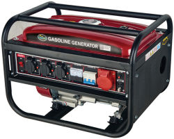 3 단계 7.0HP Brush Wiith AVR Gasoline Generator