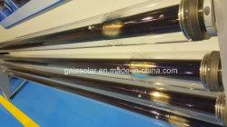 Tanto el lado abierto evacuados tubo solar de colectores cilindro parabólicos