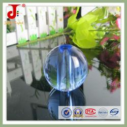 Sfera blu di cristallo con il foro (JD-CB-100)