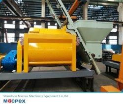 Пропустить ящик типа Twin Вал электродвигателя смешения воздушных потоков для цементного завода заслонки смешения воздушных потоков
