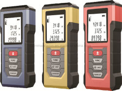 Medidores de distancia GM8