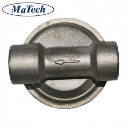 la coulée d'acier au carbone galvanisé factory supplies valve couvre les composants