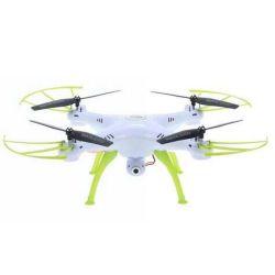 macchina fotografica RC Quadcopter di 0735hw-WiFi Fpv 2.0MP HD con la funzione di librazione di modo dei 360 CF di rovesciamento