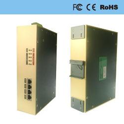 Powerline van de Industrie Homeplug van de Havens 1200Mbps van Ethernet Powerline van de Brug van Ethernet Adapter