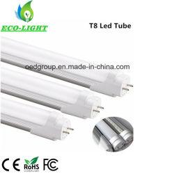 6063 prix d'usine Shenzhen tube en aluminium led Tube de 8 pieds de lampe à LED de 3 ans de garantie