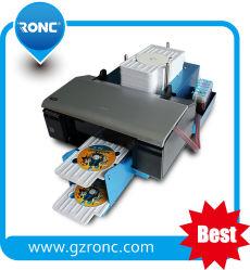 Haute qualité de l'imprimante jet d'encre L800 automatique pour les CD DVD