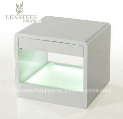 Oggetto d'antiquariato Nightstand di illuminazione dell'insieme di camera da letto T75 LED