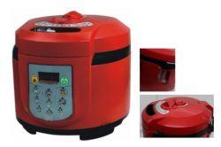 Venta caliente para la nueva tecnología olla a presión eléctrica de aluminio
