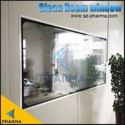 GMP van het Laboratorium van de Fabriek van ISO Cleanroom Venster