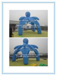 Stand gonflable personnalisée tente, de la publicité pour la vente de tentes gonflables