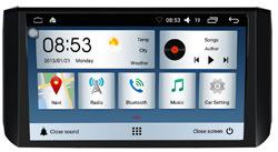 De Prijs van de fabriek! ! Spelers DVD voor de Speler van de Auto DVD van Mitsubishi Xpander met GPS Navigatie en Bluetooth Canbus