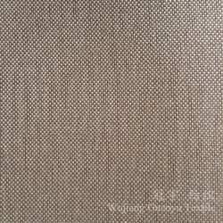의자 덮개를 위한 장식적인 입히는 리넨 직물 100%년 폴리에스테