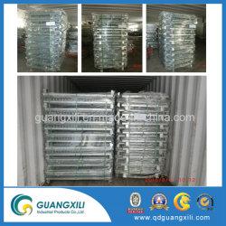 Metall, das faltbare Speicherrahmen-Ladeplatten hängt