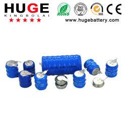 Haute qualité 1,2V piles NiMH et NiCd Pile bouton