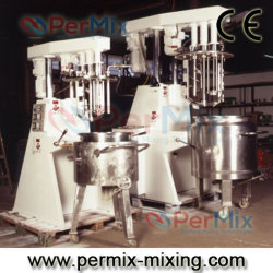 Multi-Welle mischender Reaktor (PMS Serie, PMS-300)