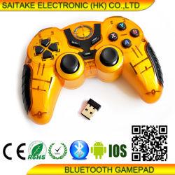 Androïde Joypad Bluetooth Gamepad voor Smartphone iPhone TV Tablet en iPad/(stk-AD2024L)