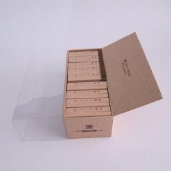 Cuadro de Chocolate Torta de golosinas personalizadas, joyería, cosmética Caja de cartón de perfumes, joyas Ver Vela Artesanal de vinos, Caja de papel de embalaje rígido Embalaje de regalo de Navidad