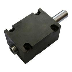 Fina compacta a haste do pistão dos cilindros hidráulicos
