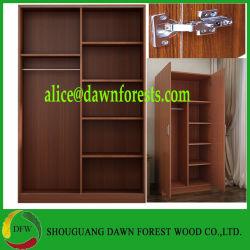 Mobiliario del hotel Salón/armario armario de aglomerado de mobiliario y los niños que viven en el pecho