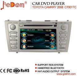 도요타 캠리 구시용 GPS가 있는 자동차 DVD에 특별