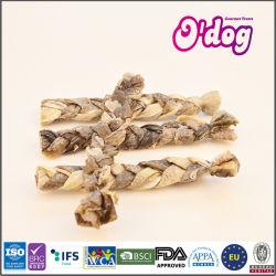 Odog Homestyle Fisch-Haut-Flechte für Hundebehandlungen