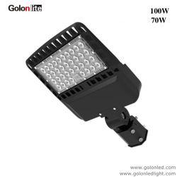 250W 메탈 할라이드 램프 LED 교체 70W LED 슈박스 조명 주차장 파크 스트리트 로드