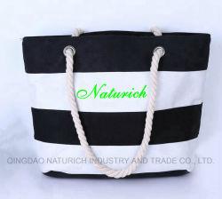 Оэс Canvas женская сумка, модных магазинов хлопка мешок, индивидуальные рекламные материалы женская сумка
