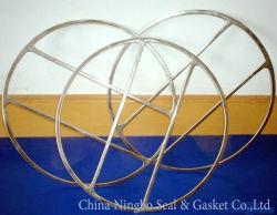 El doble de metal revestido de llenado de la junta con grafito
