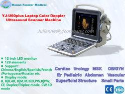 Top vender 3D/4D da máquina de ultra-som Doppler colorido com Sonda Abdominal