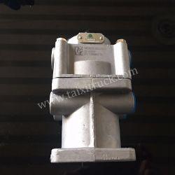 A válvula do freio de pé9000360152/3 Wg para HOWO Camião Steyr