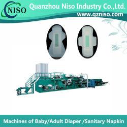 Máquinas higiénicas femeninas de la producción de la pista de China con la alta calidad (HY400)