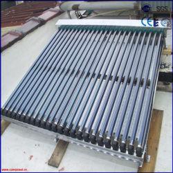 Revêtement sélectif pour évacuer la chaleur du tube collecteur solaire de tuyau