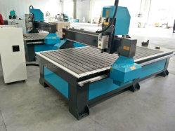 木工用ダブルヘッド CNC ルータマシン