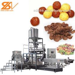 De suikermaïs puft de Machine van de Verwerking van het Voedsel van Snacks