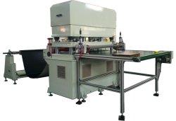 ニッケルによってめっきされる伝導性の布型抜き機械