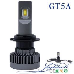 HID 제논 키트는 9600lm LED 헤드라이트 업그레이드 키트가 있는 기본 및 HID 램프와 함께 제공됩니다